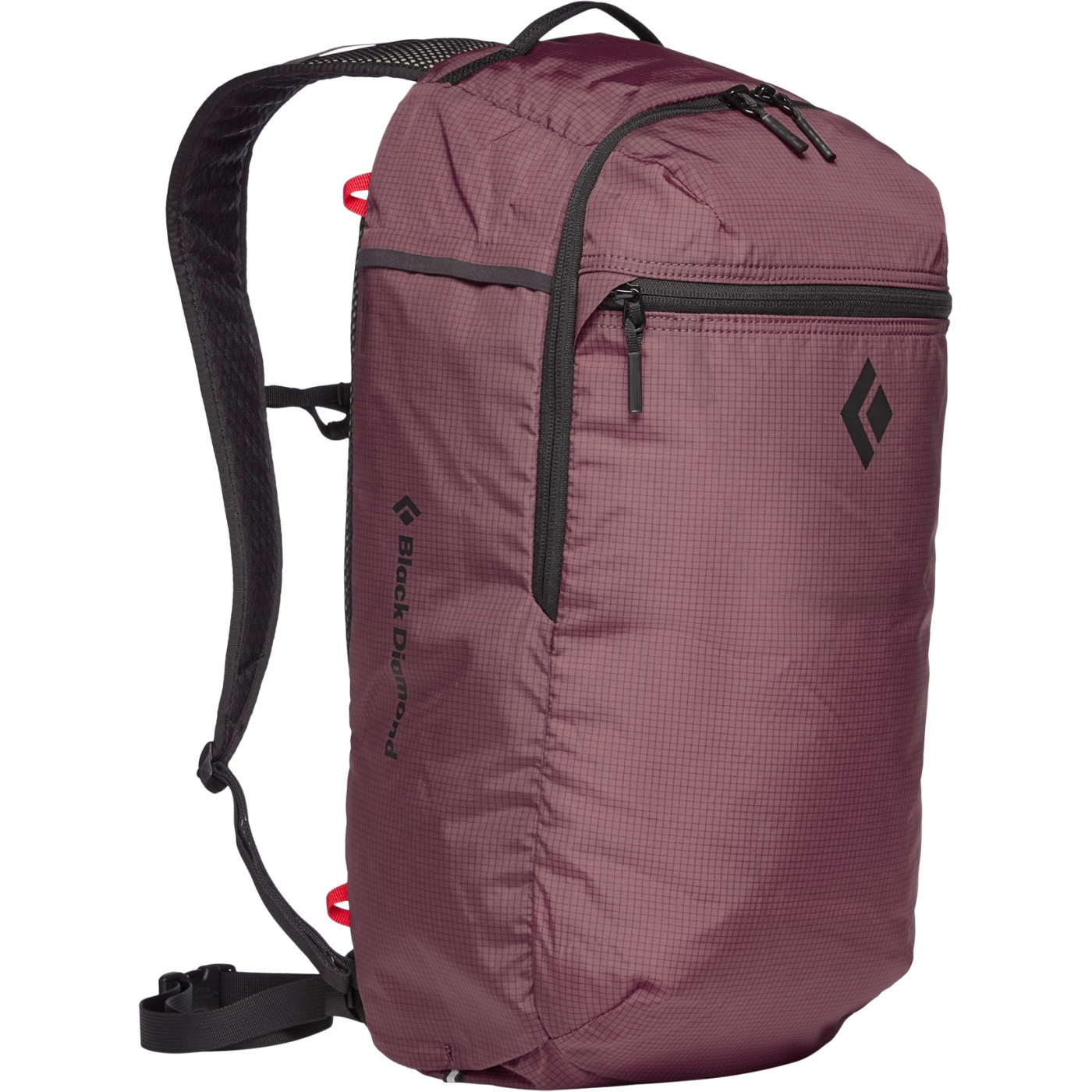 Black Diamond Trail Zip 18 Backpack - Mulberry