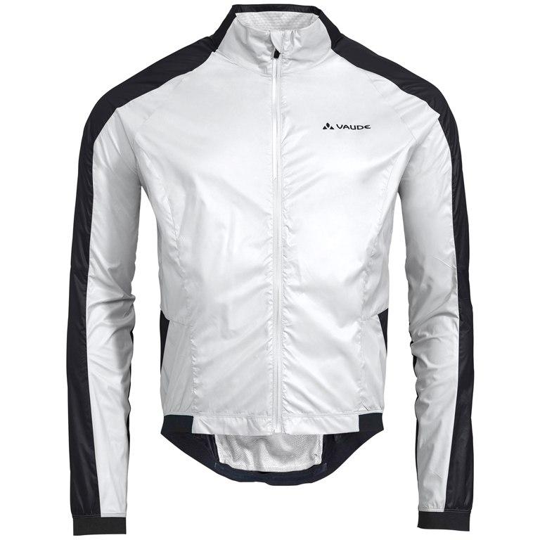 Vaude Air Pro Jacke - weiß/schwarz