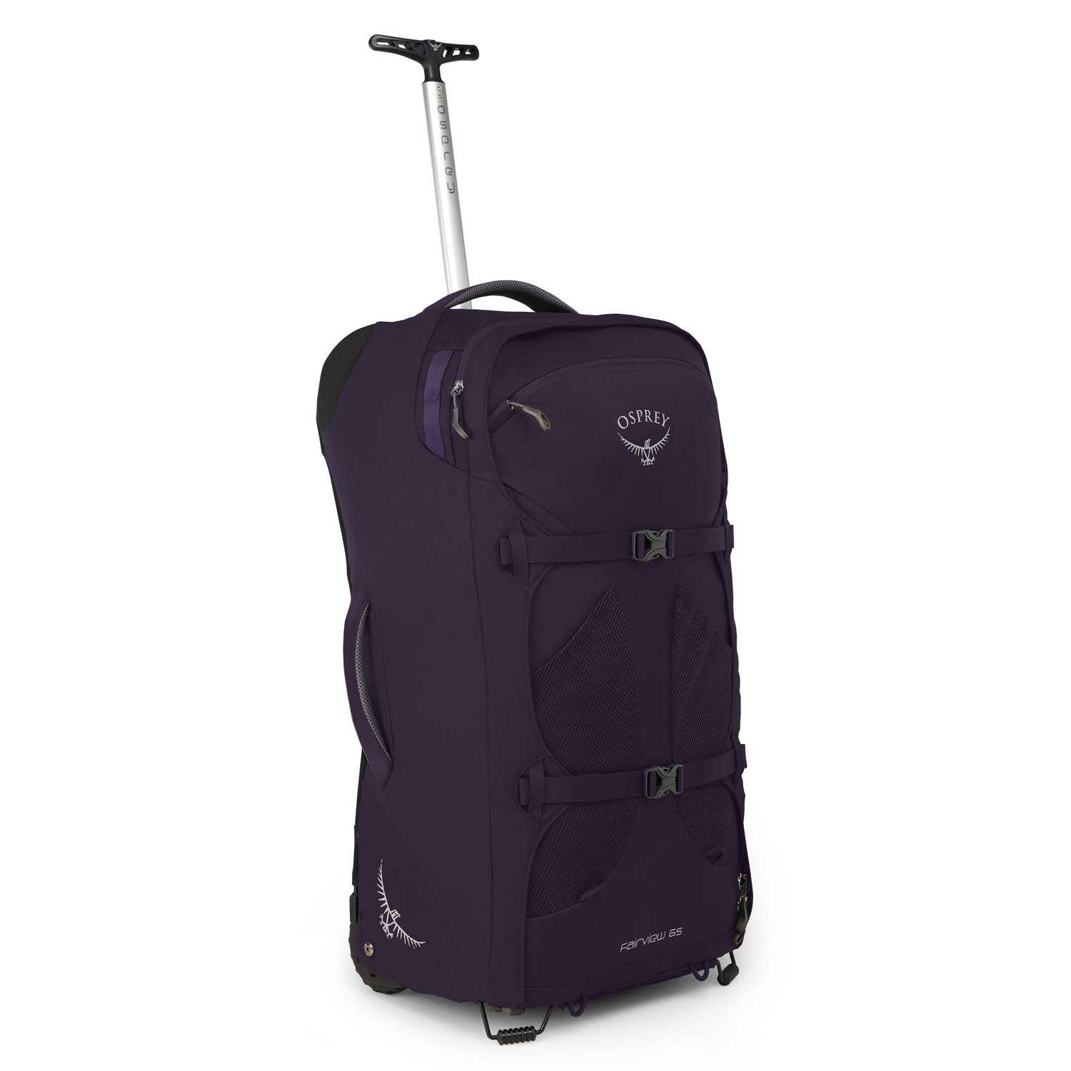 Picture of Osprey Fairview Wheels 65 - Women's Travel Bag - Amulet Purple