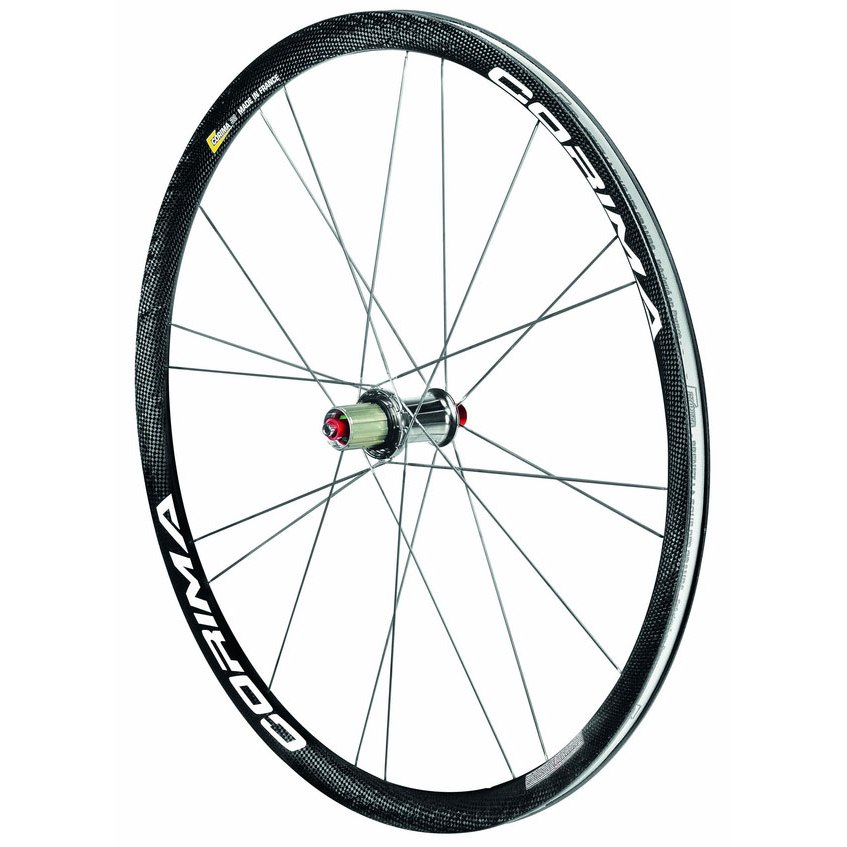 CORIMA 32 WS - Carbon Rear Wheel 28 Inch- Clincher - 10x130mm QR