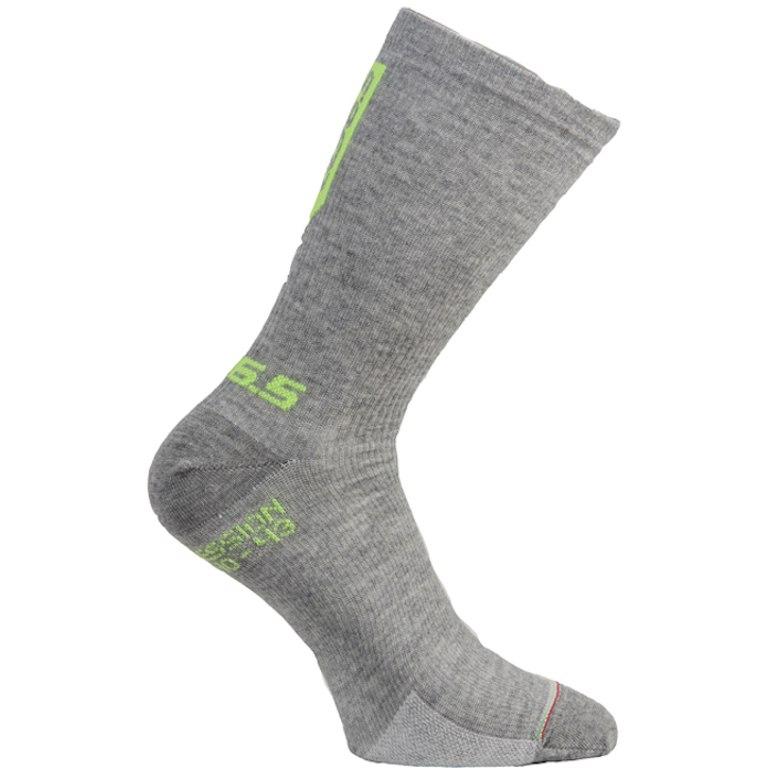 Q36.5 Socks Compression Wool - grey