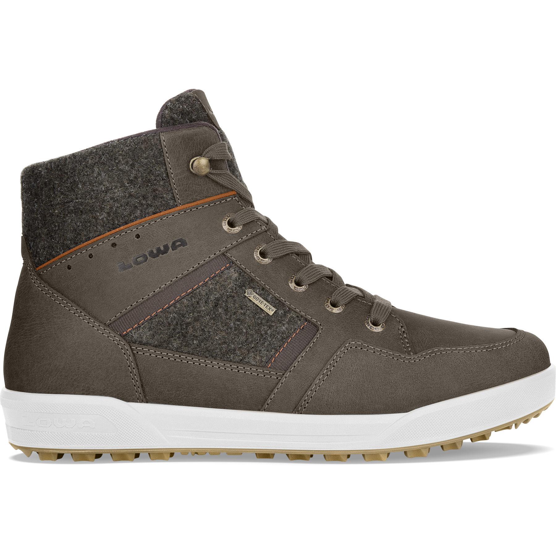 LOWA Bosco GTX Shoe - dark brown