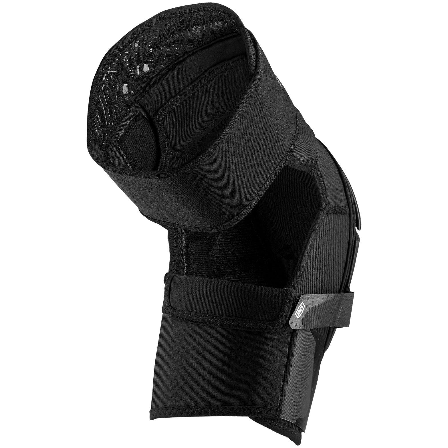 Imagen de 100% Fortis Knee Guard - Black