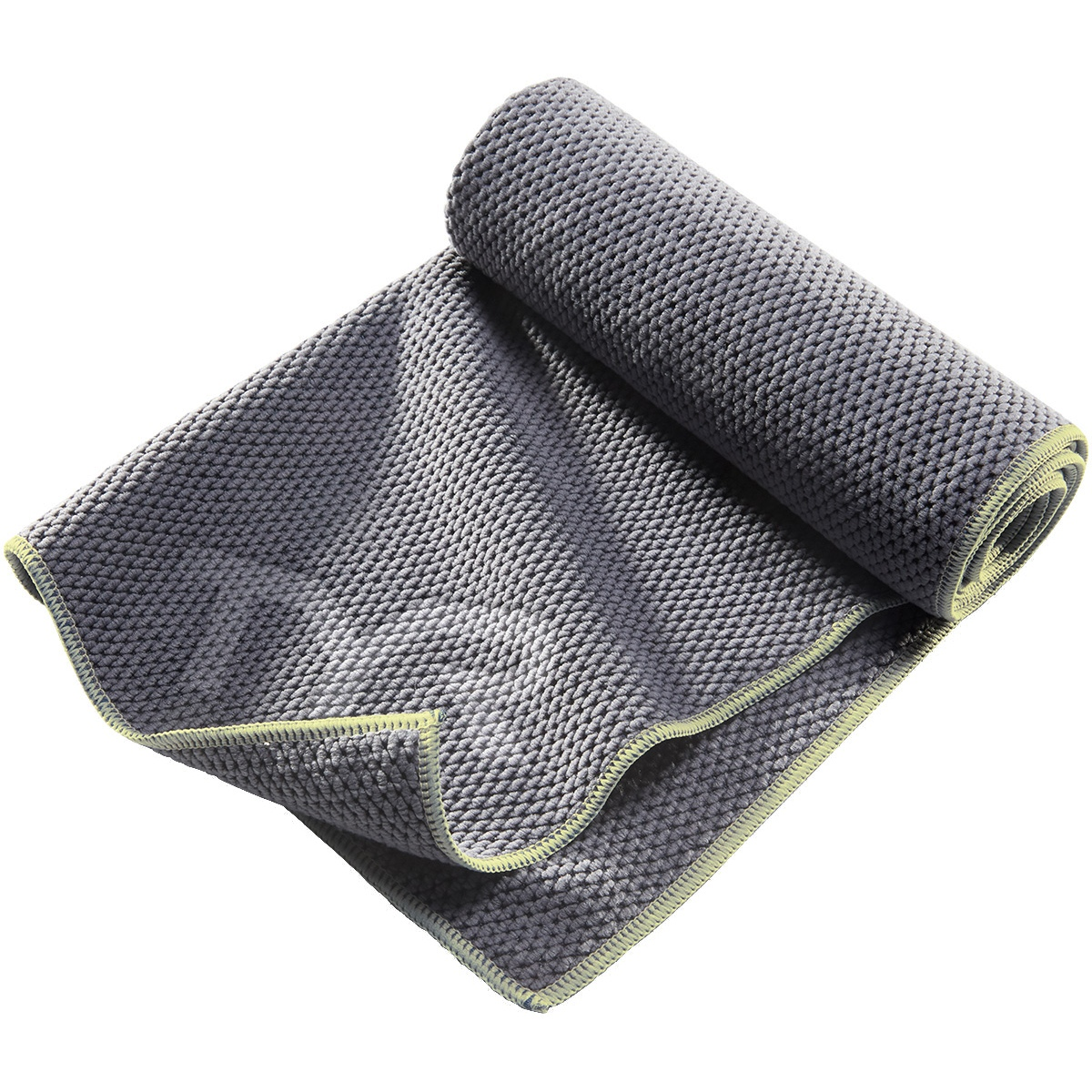 TYR Medium Hyper-Dry Sport Towel - grey