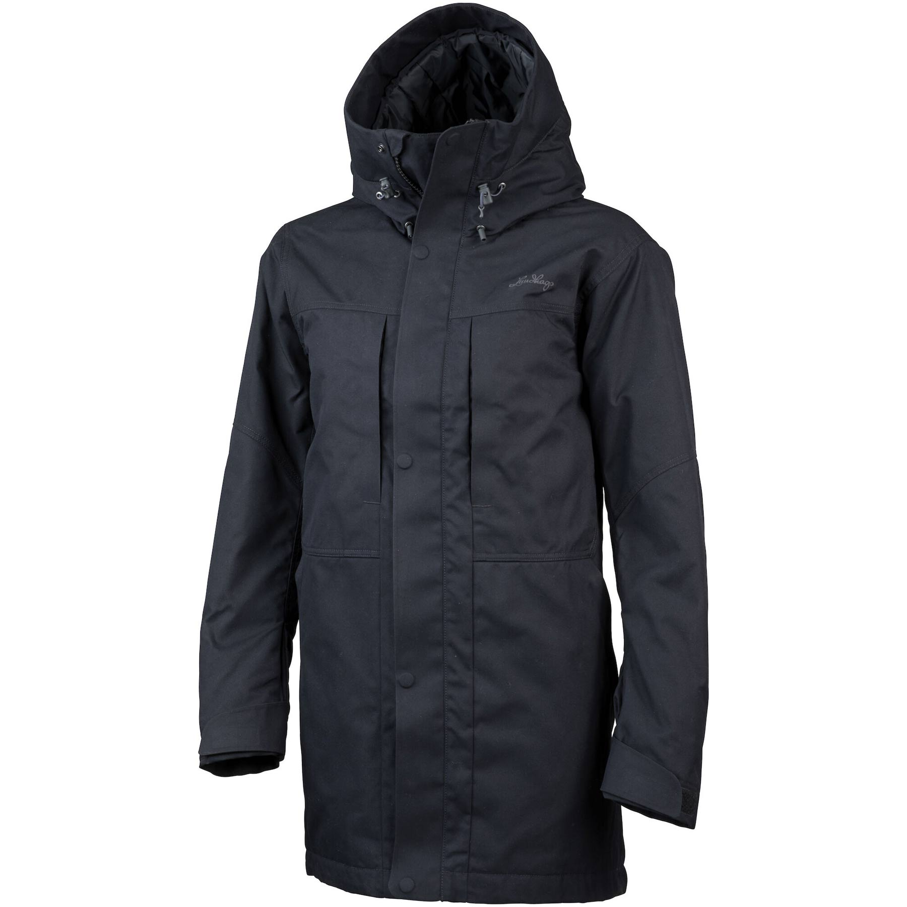 Lundhags Sprek Insulated Women's Jacket - Black 900
