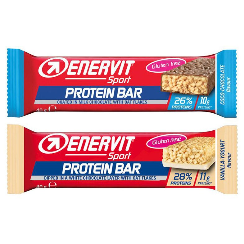 Enervit Protein Bar - 25x40g
