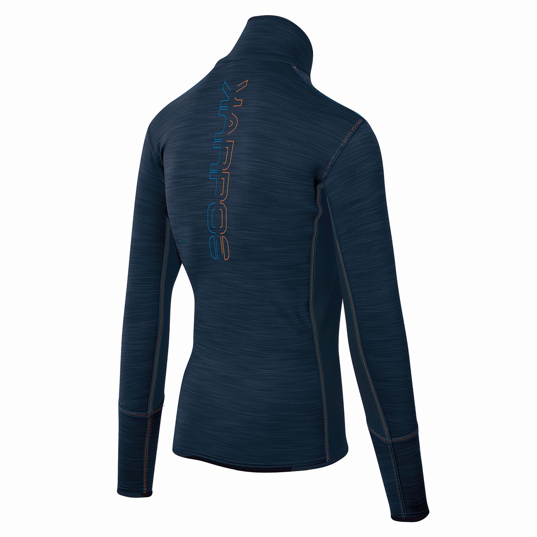 Image of Karpos Vallazza Fleece Jacket - Insignia Blue