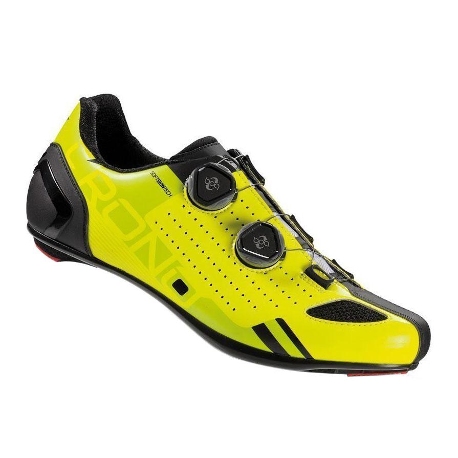 Crono CR2 Road Nylon Shoe - Yellow