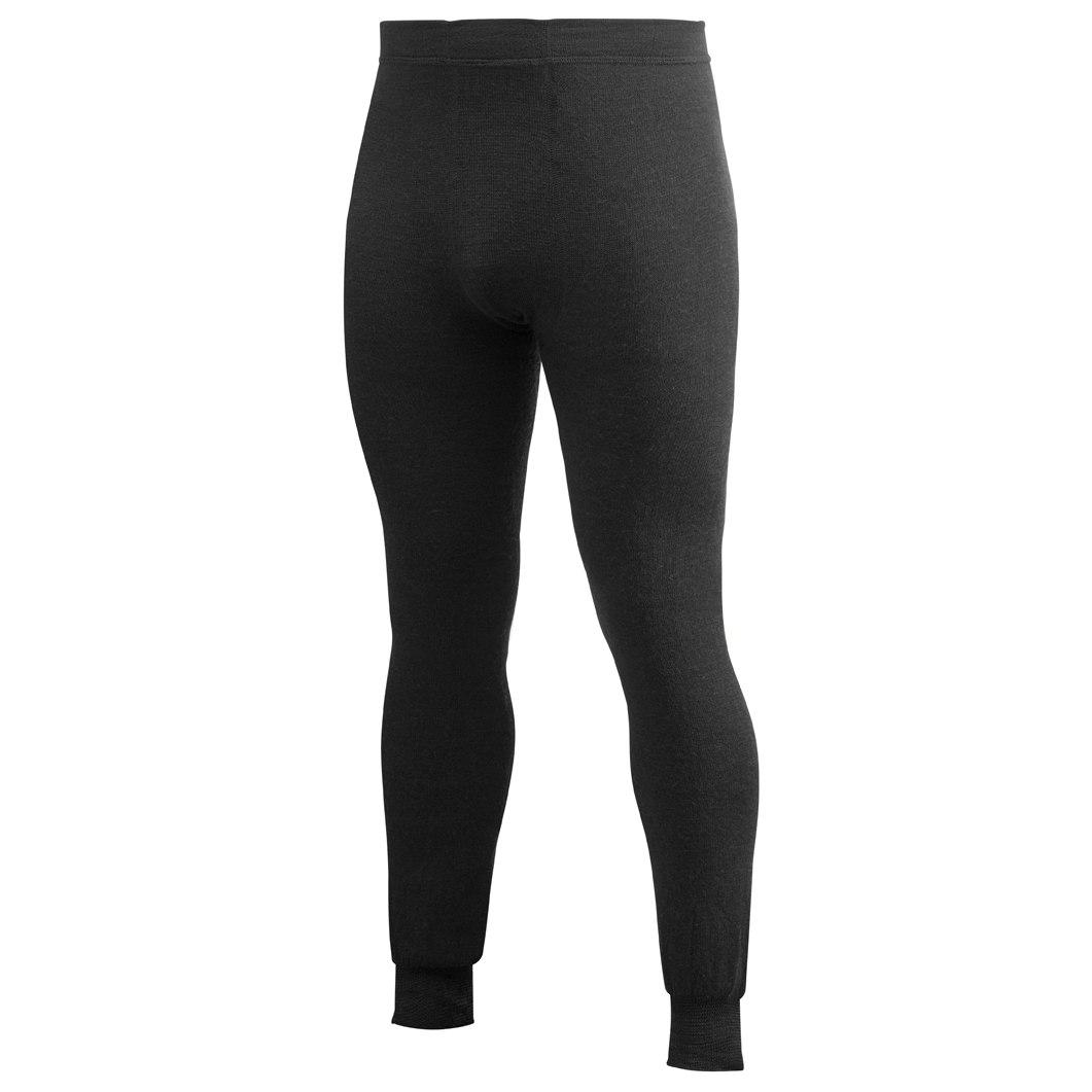 Woolpower Long Johns 200 Unisex Unterhose - schwarz
