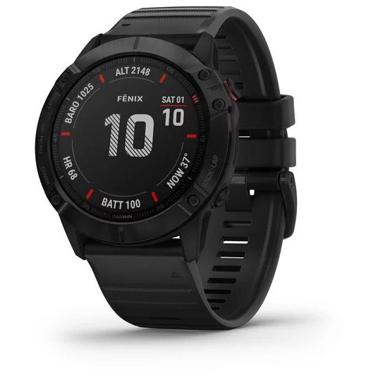 Produktbild von Garmin fenix 6X PRO GPS Smartwatch - schwarz