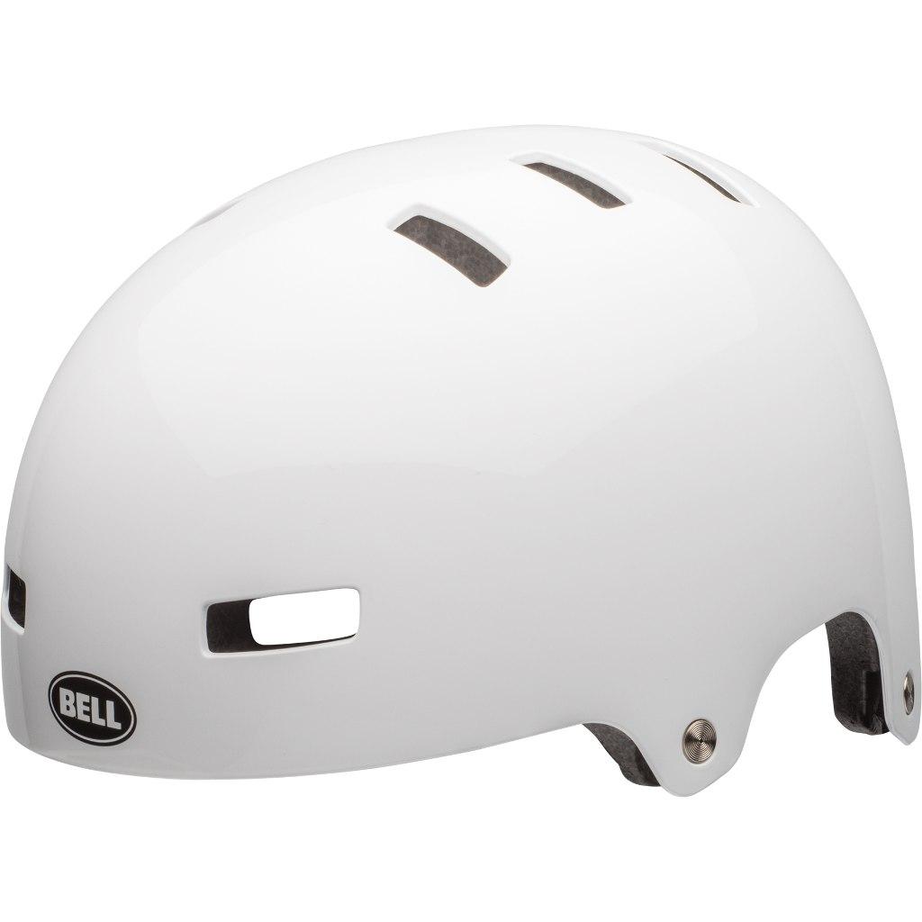 Bell Local Helmet - gloss white