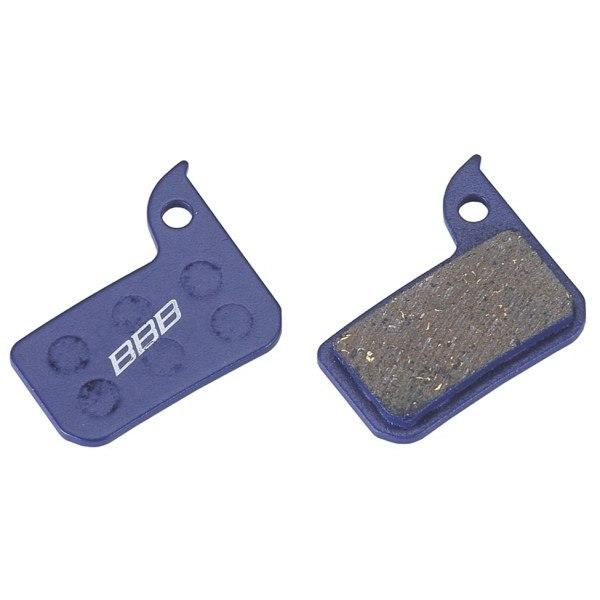 BBB Cycling DiscStop BBS-38 Disc Brake Pads SRAM Road hydraulic (2 pcs)