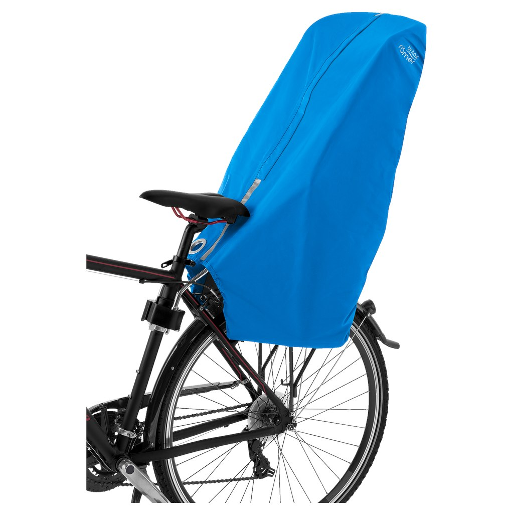 Image of Britax Römer Rainponcho for JOCKEY Relax and Comfort Child Bike Seats - Aqua Blue
