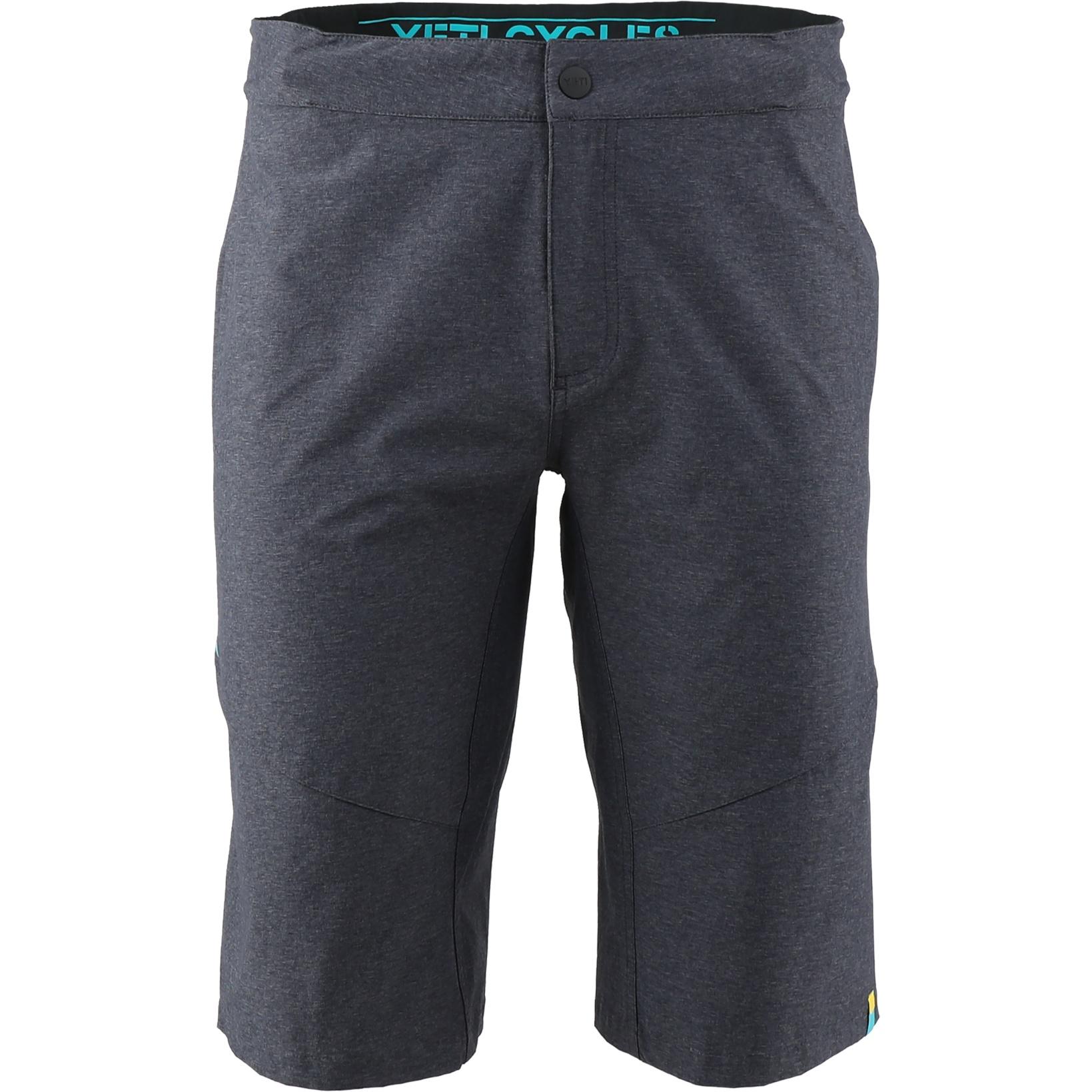 Yeti Cycles Mason Shorts - Black