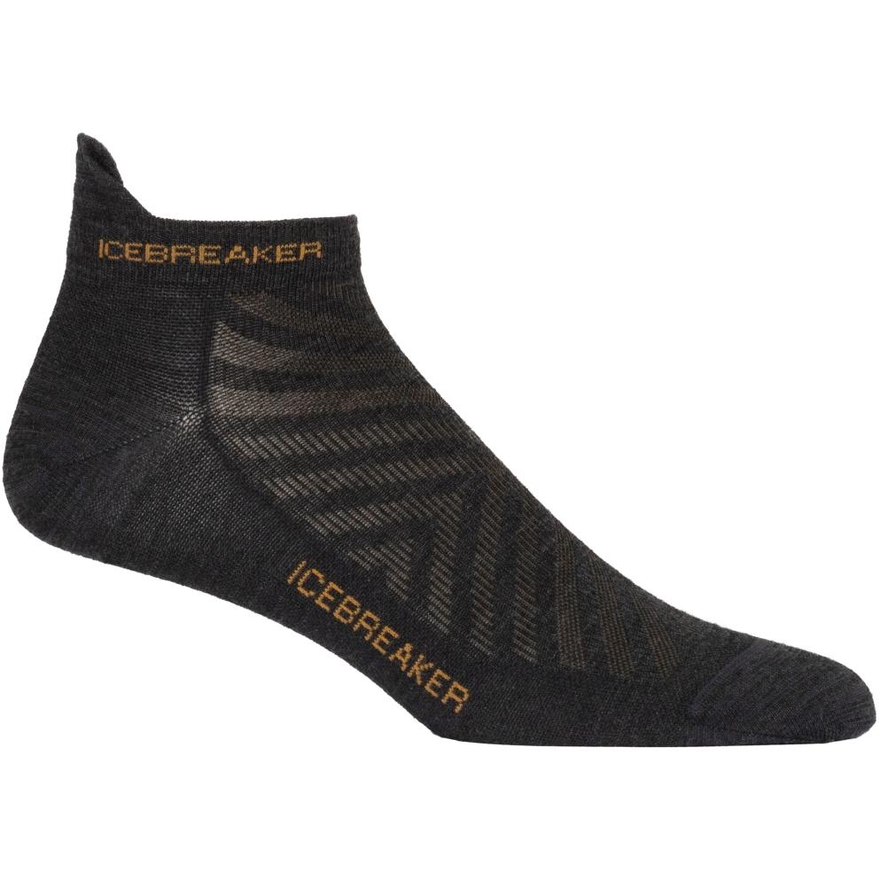 Produktbild von Icebreaker Run+ Ultralight Micro Damen Socken - Jet HTHR