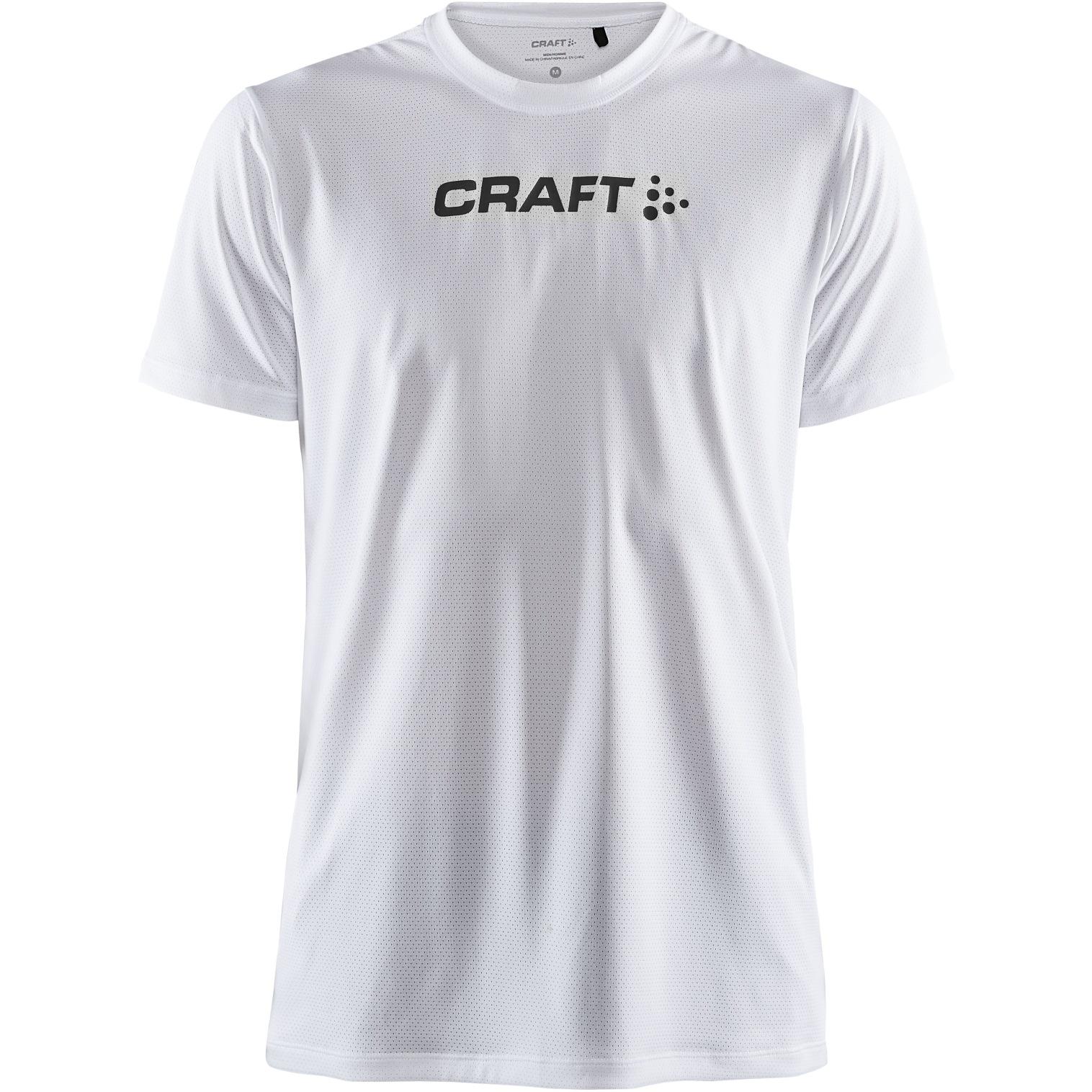Produktbild von CRAFT Core Essence Mesh Herren T-Shirt - White