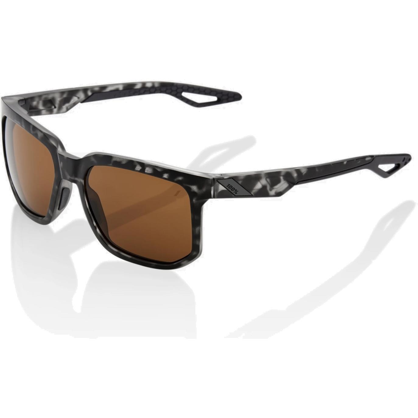 Imagen de 100% Centric - Bronze Gafas - Matte Black Havana