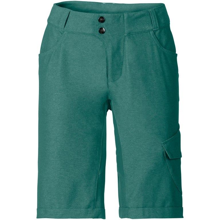 Vaude Tremalzo Damen Shorts II - nickel green