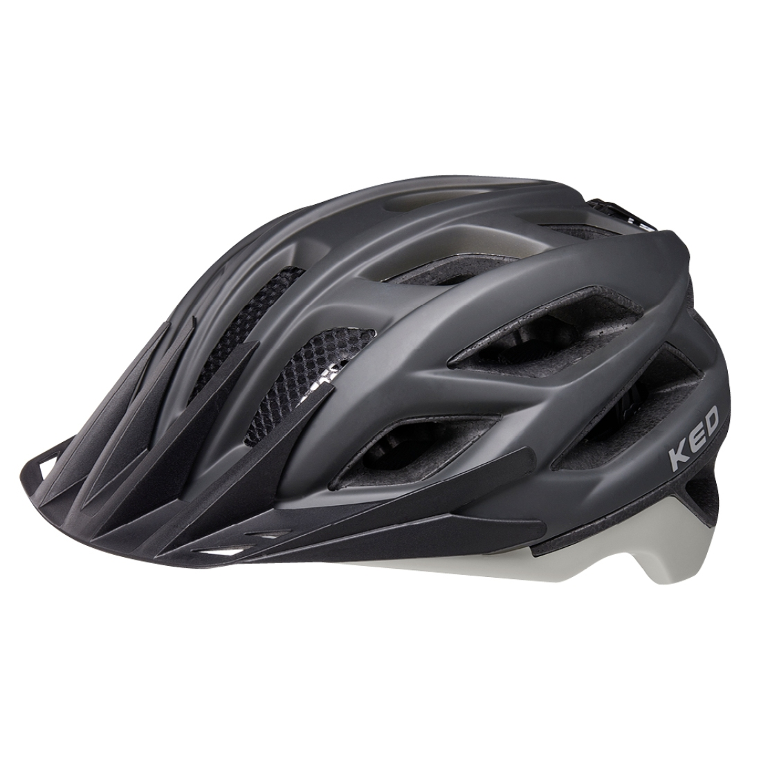 KED Companion Helm - process black matt
