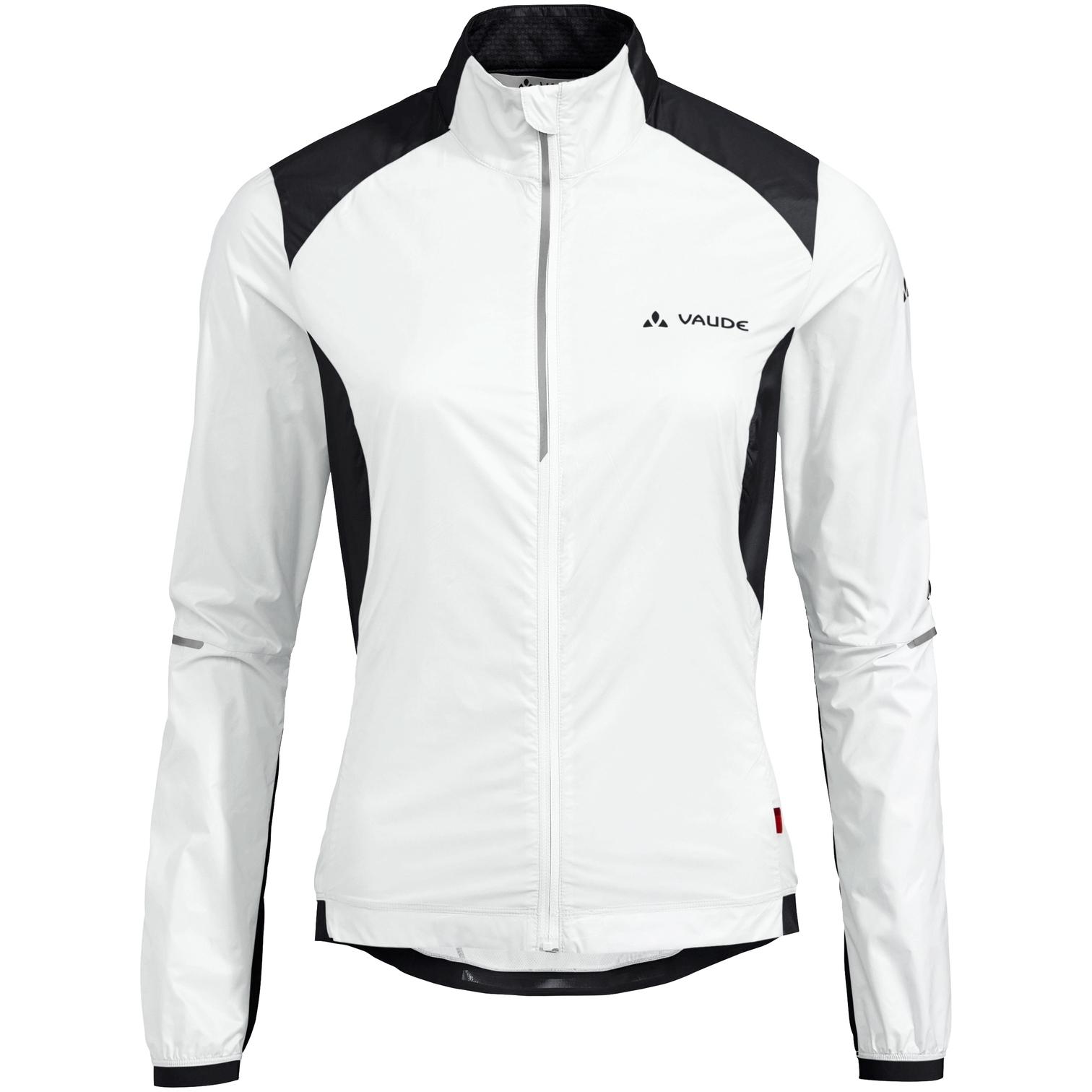 Vaude Air Pro Damen Windjacke - white/black