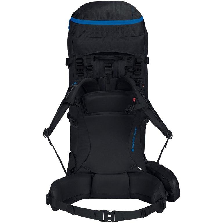 Image of Vaude Skarvan 70+10 M/L Backpack - black