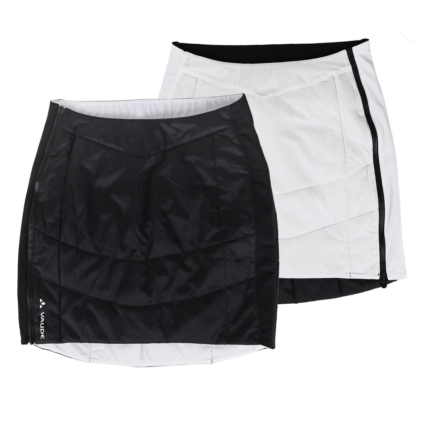Vaude Women's Sesvenna Reversible Skirt - black/white