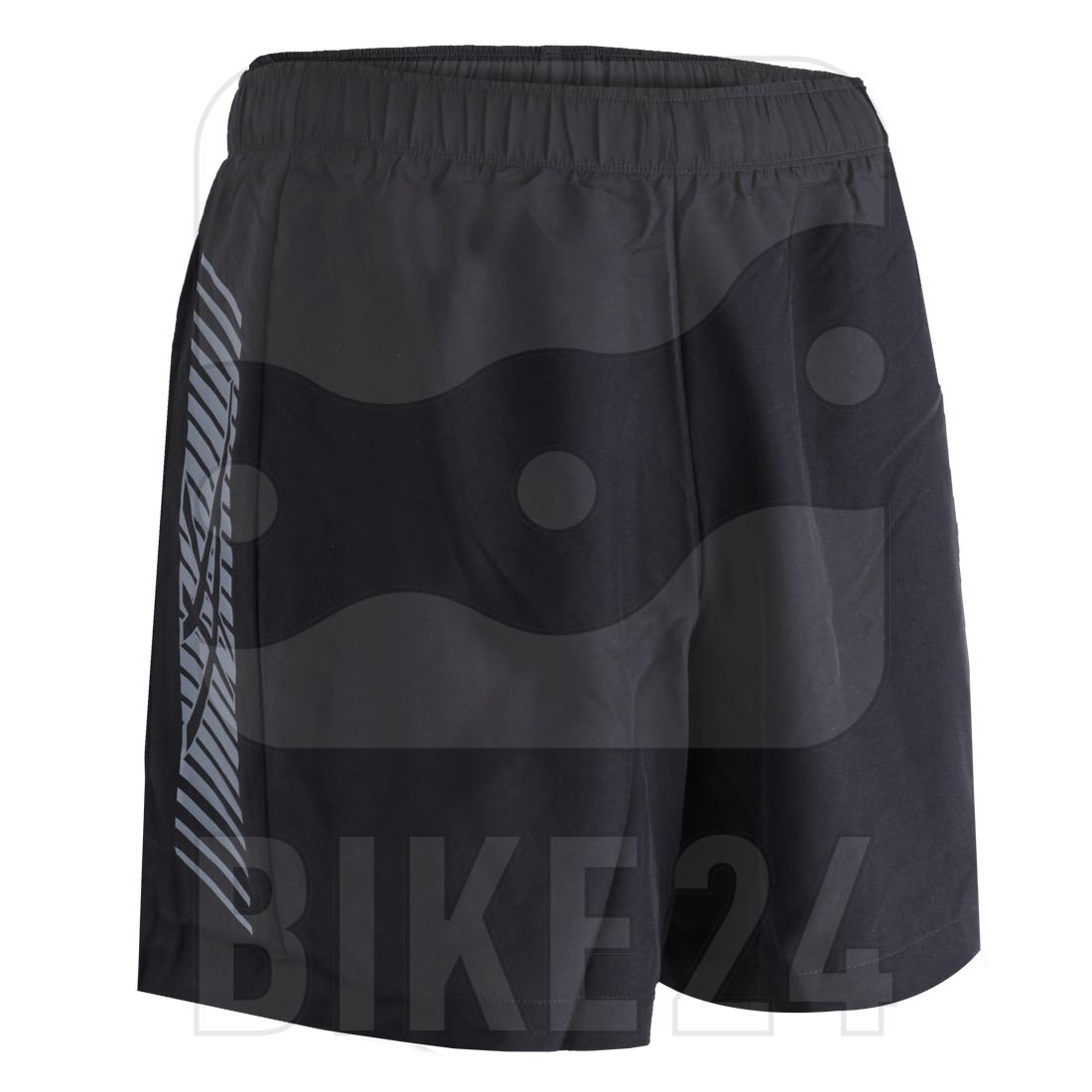 "asics Icon 7"" Running Shorts - performance black/carrier grey"