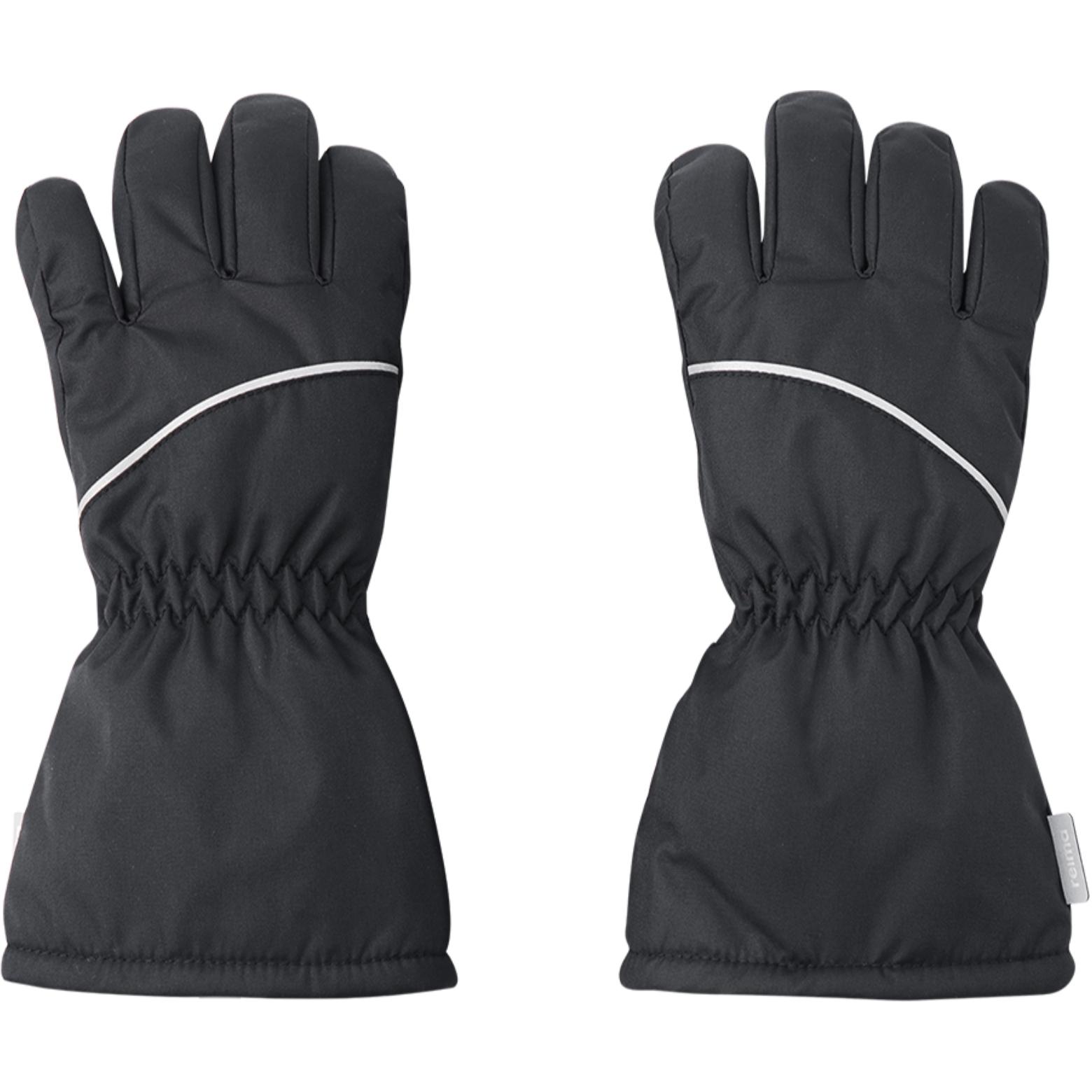 Picture of Reima Kids Gloves (woven) Milne - black