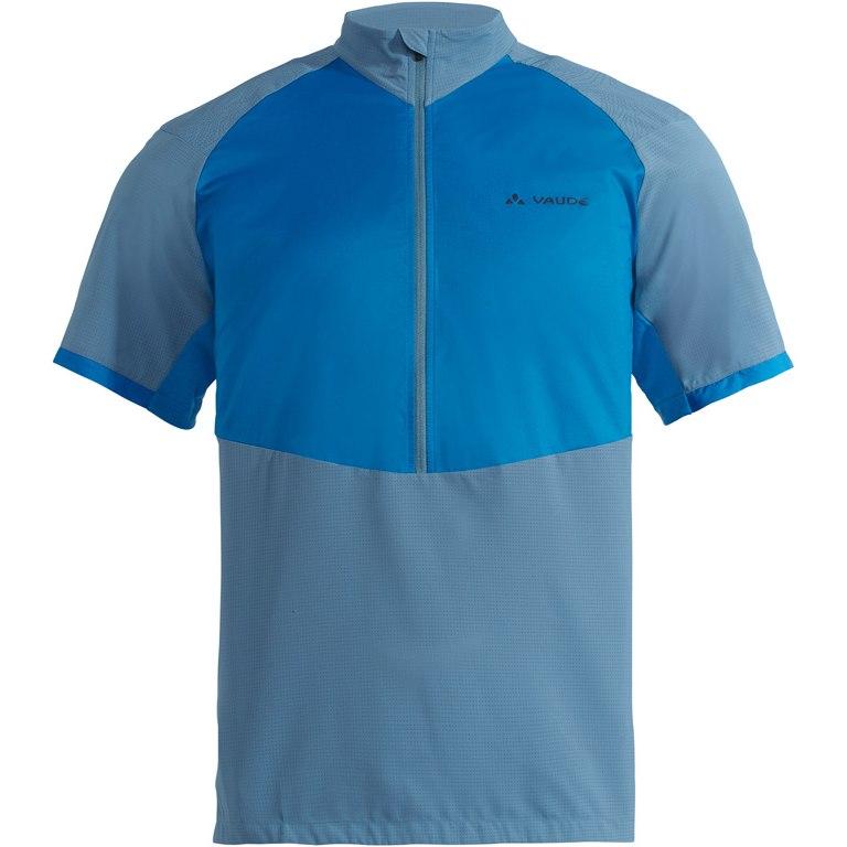 Vaude Men's eMoab Shirt für eMountainbiker - radiate blue