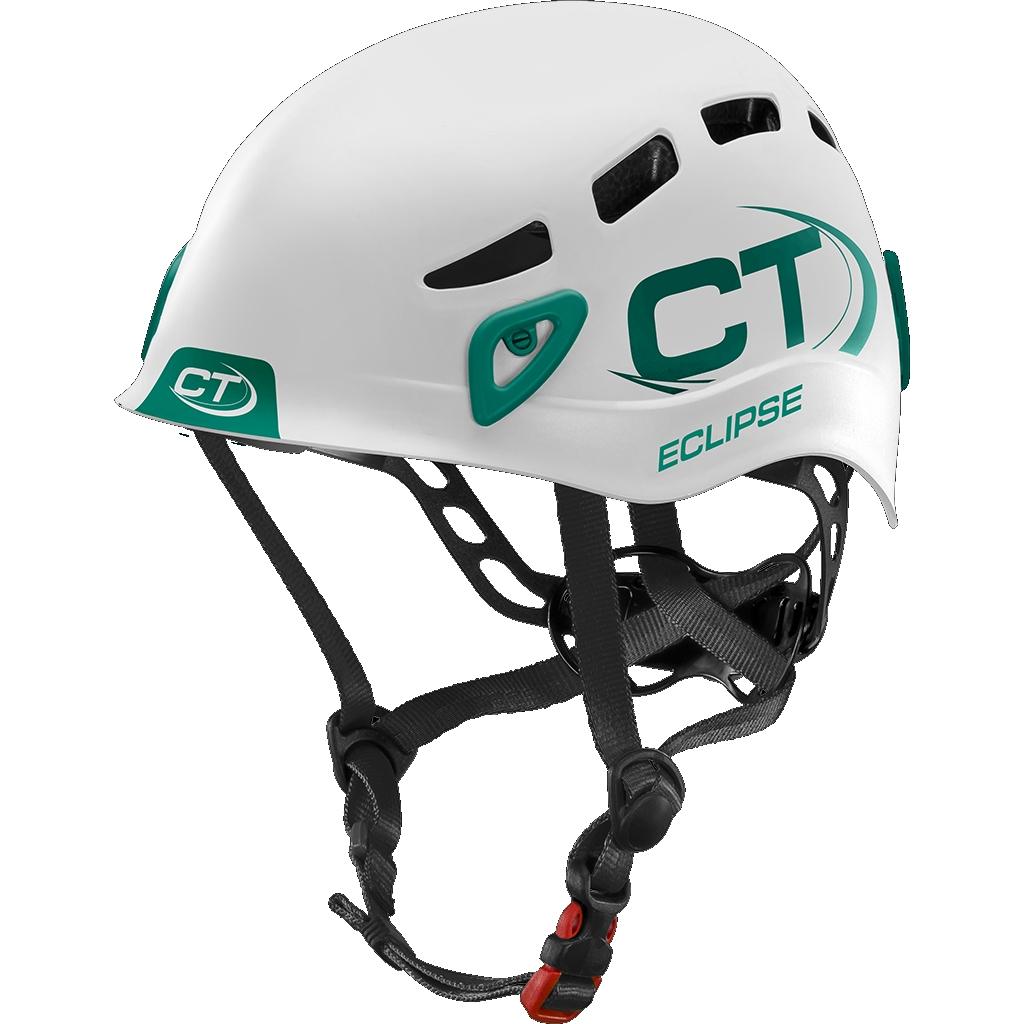 Climbing Technology Eclipse Helmet - white/green