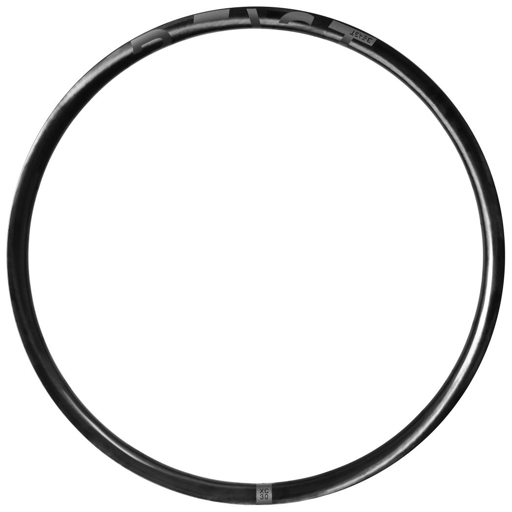 Beast Components XC30 29 Inch Carbon MTB Rim - UD black