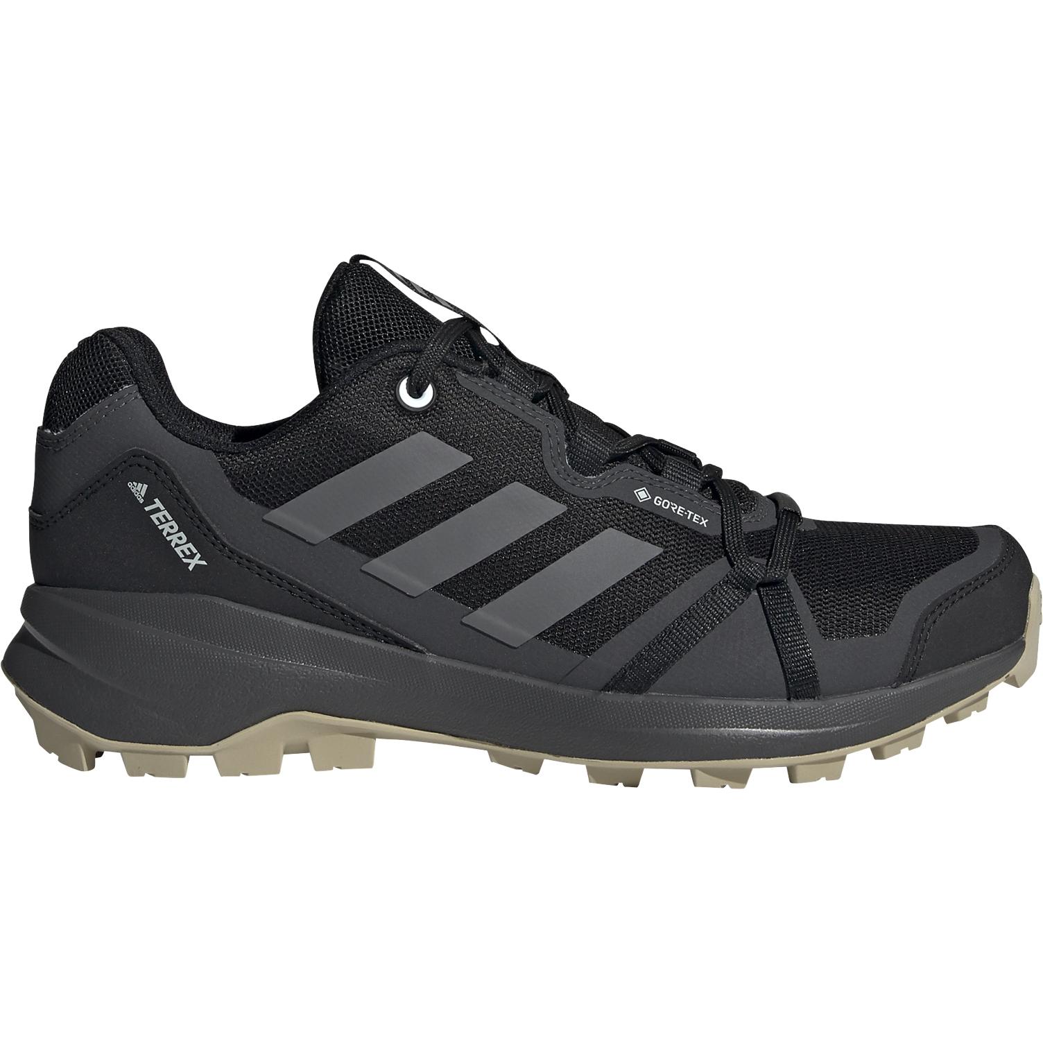 adidas TERREX Skyhiker GORE-TEX Zapatillas de Senderismo para Mujer - core black/grey four/halo blue FW3497