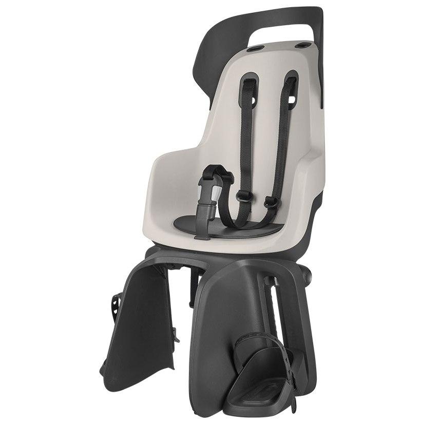 Bobike GO maxi Child Bike Seat - Carrier Mount - Vanilla Cup Cake