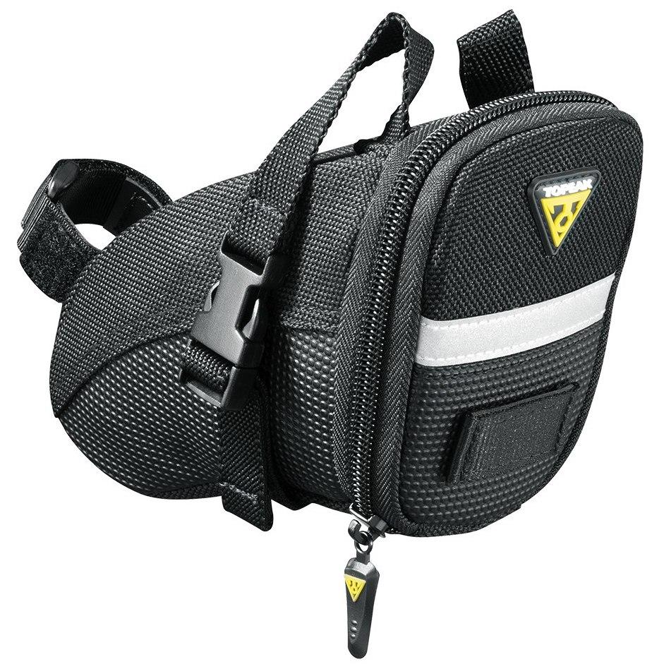 Topeak Aero Wedge Pack Strap Small Saddle Bag
