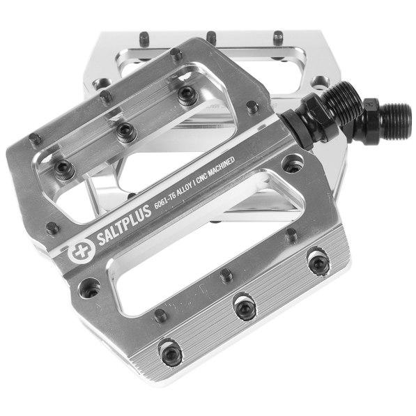 Salt Plus Echo Alloy CNC Pedal - polished