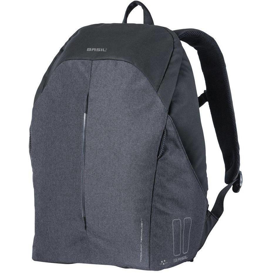 Basil B-Safe Backpack Nordlicht Rear Bike Bag - black