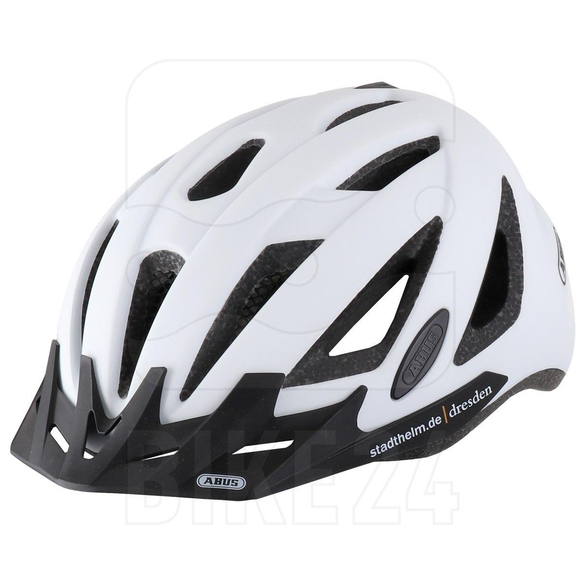 ABUS Stadthelm Urban-I 2.0 Dresden Helmet - white