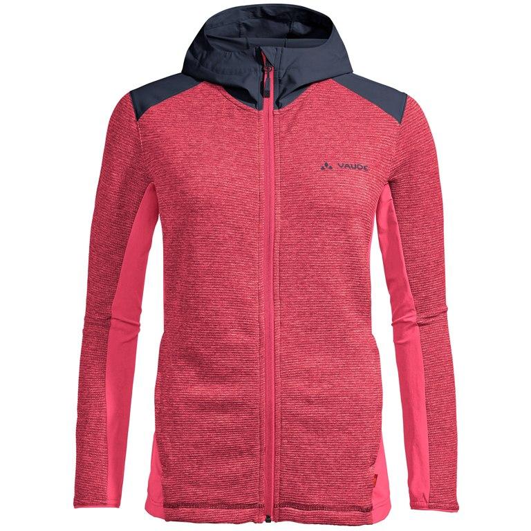 Vaude Croz Damen-Fleecejacke II - bright pink
