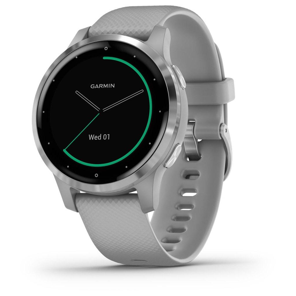 Garmin vivoactive 4s GPS Smartwatch - grau