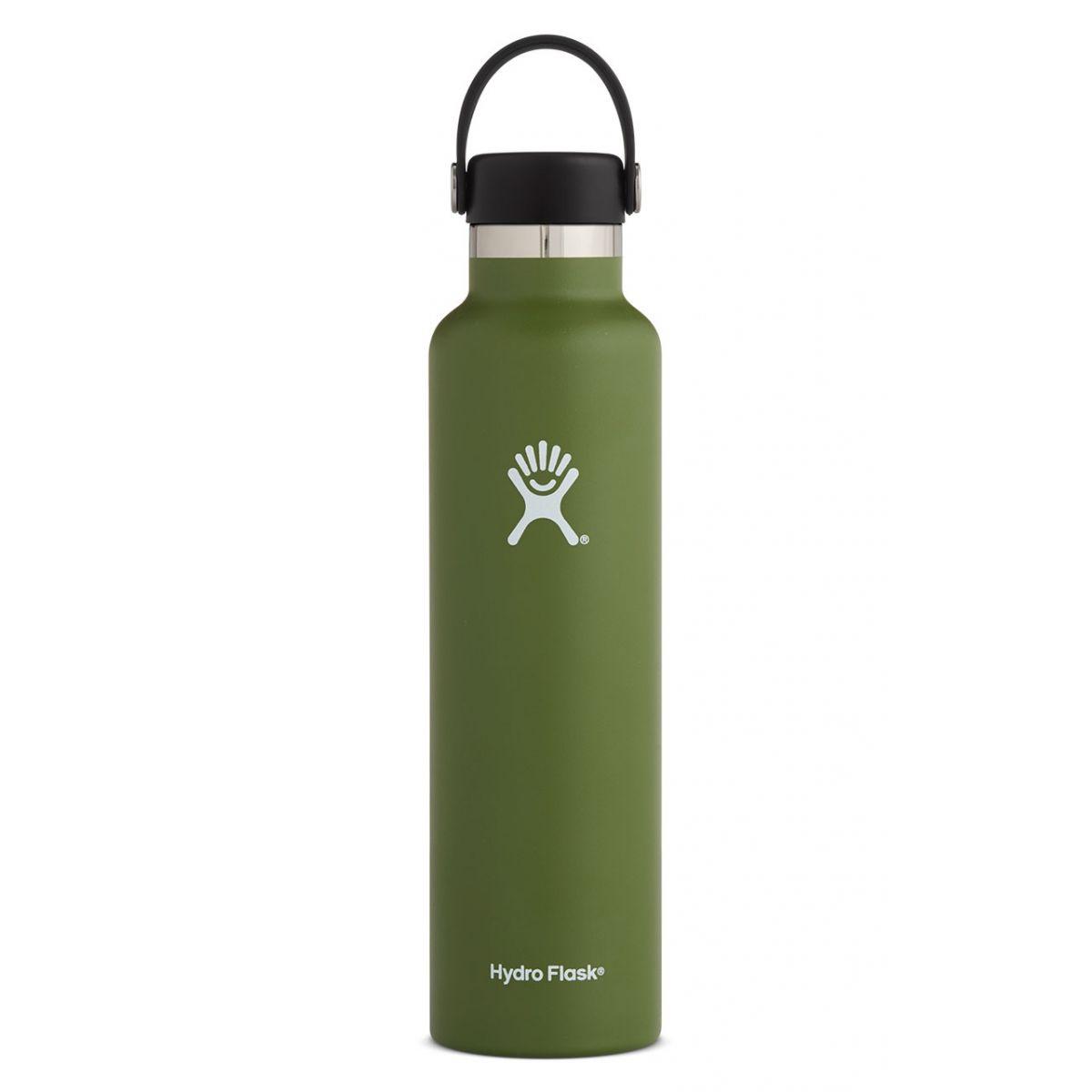 Bild von Hydro Flask 24 oz Standard Mouth Thermoflasche 710ml - Olive