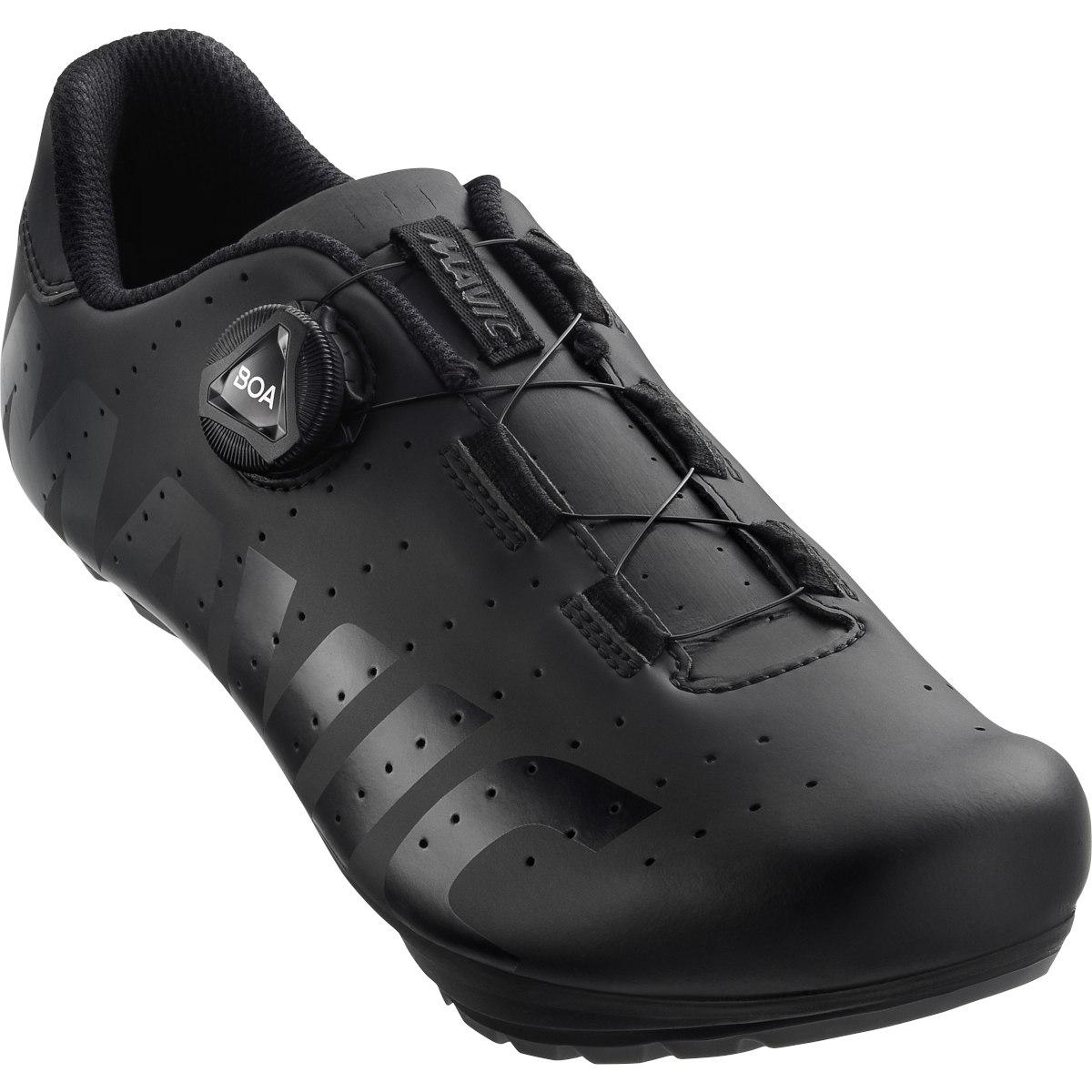 Mavic Cosmic Boa SPDAllround Shoe - black/black/black