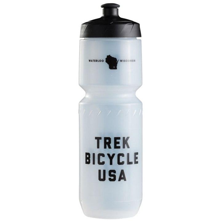 Bontrager Trek USA Max Screwtop Clear Water Bottle 710ml