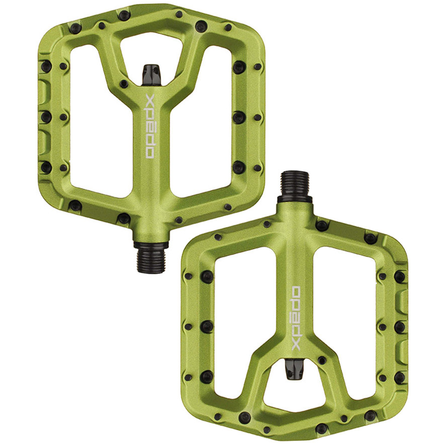 Xpedo Trident Pedal - limette