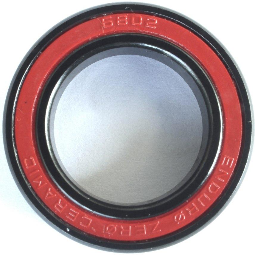 Enduro Bearings CO6802 VV - ABEC 5 ZERO - Ceramic Ball Bearing - 15x24x5mm