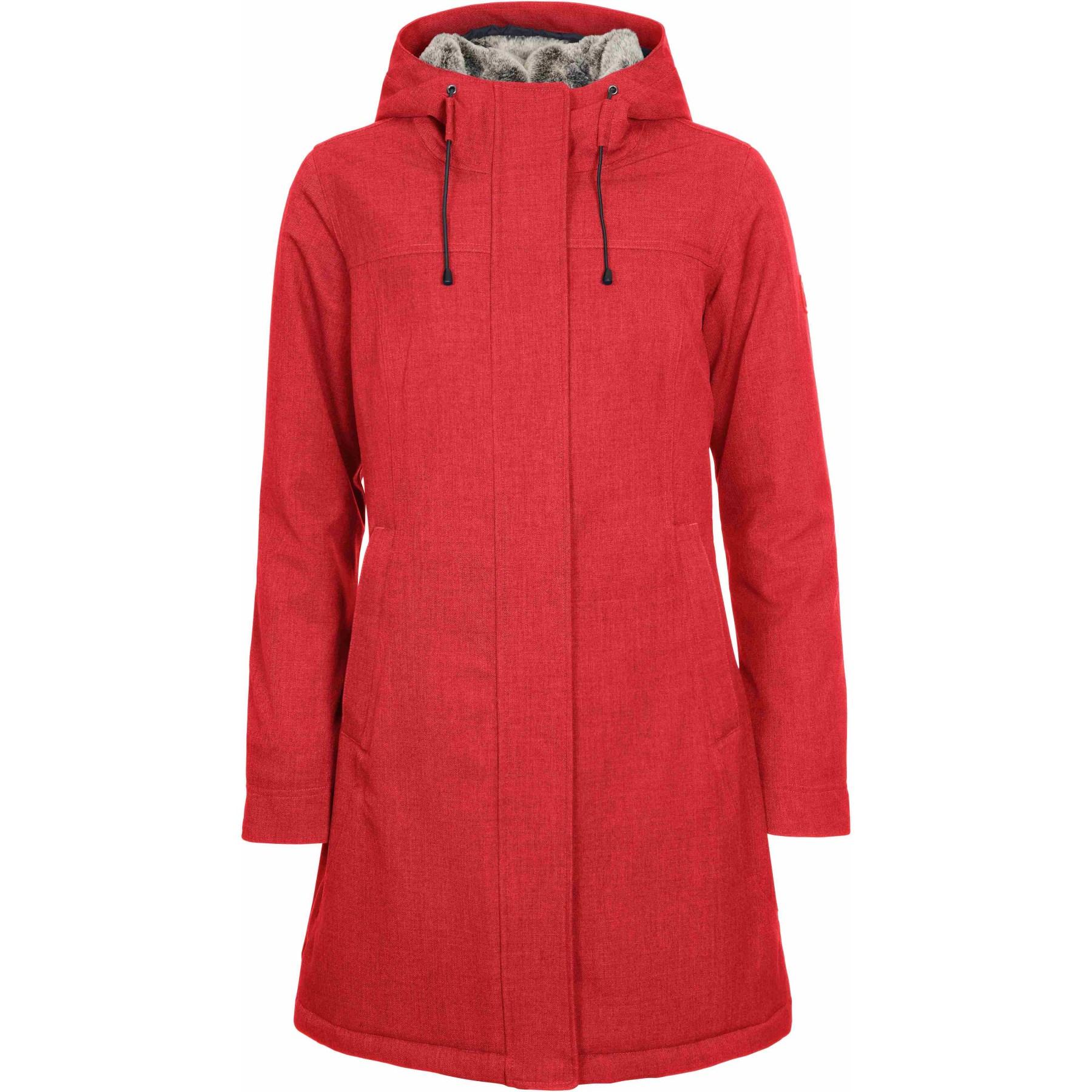 Elkline APRES SKI Womens Waterproof Outdoor Coat - rioredmelange
