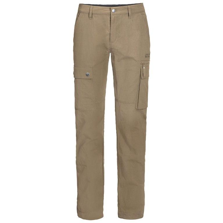 Jack Wolfskin Lakeside Pants M Hose - sand dune