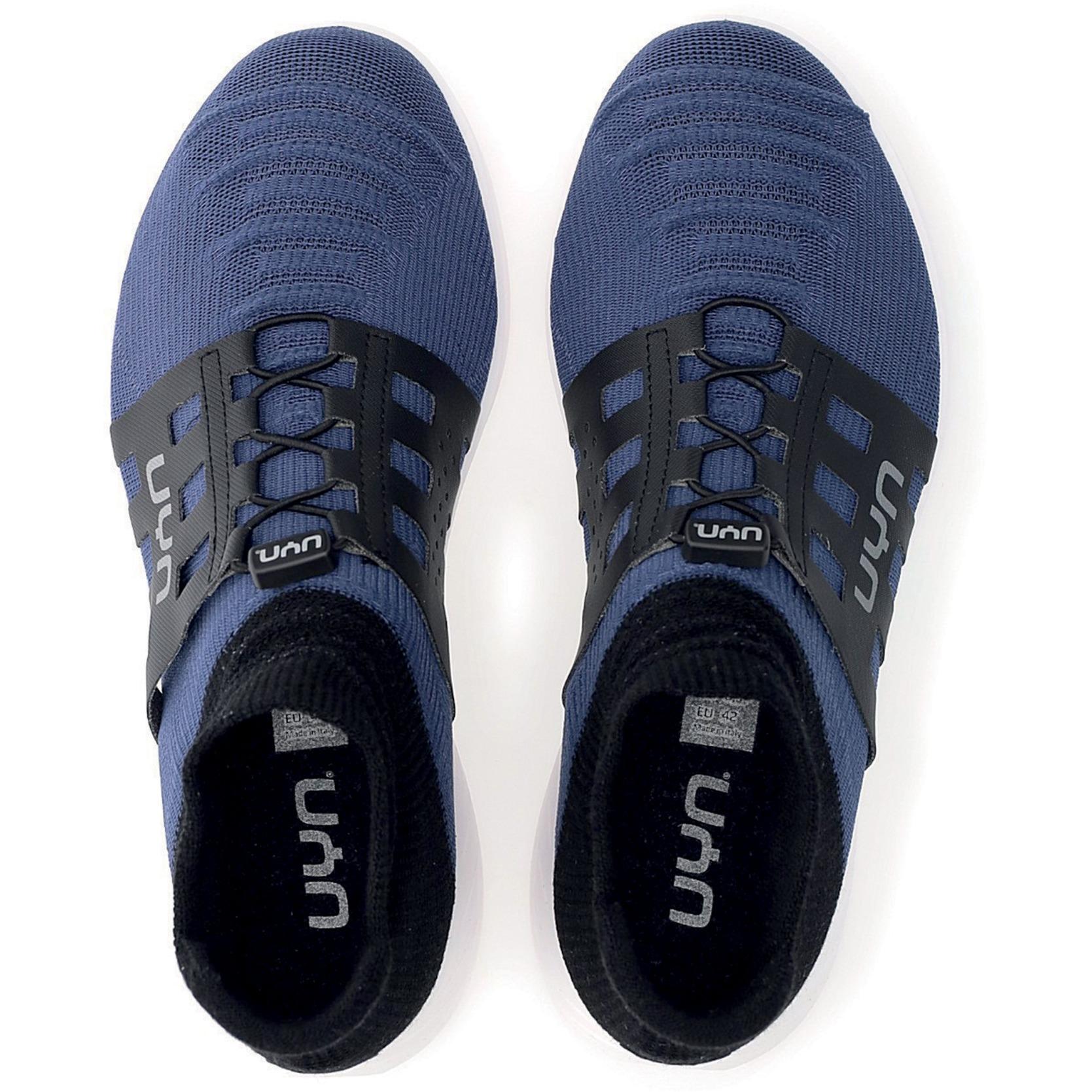 Image of UYN X-Cross Tune Running Shoes - Midnight Blue