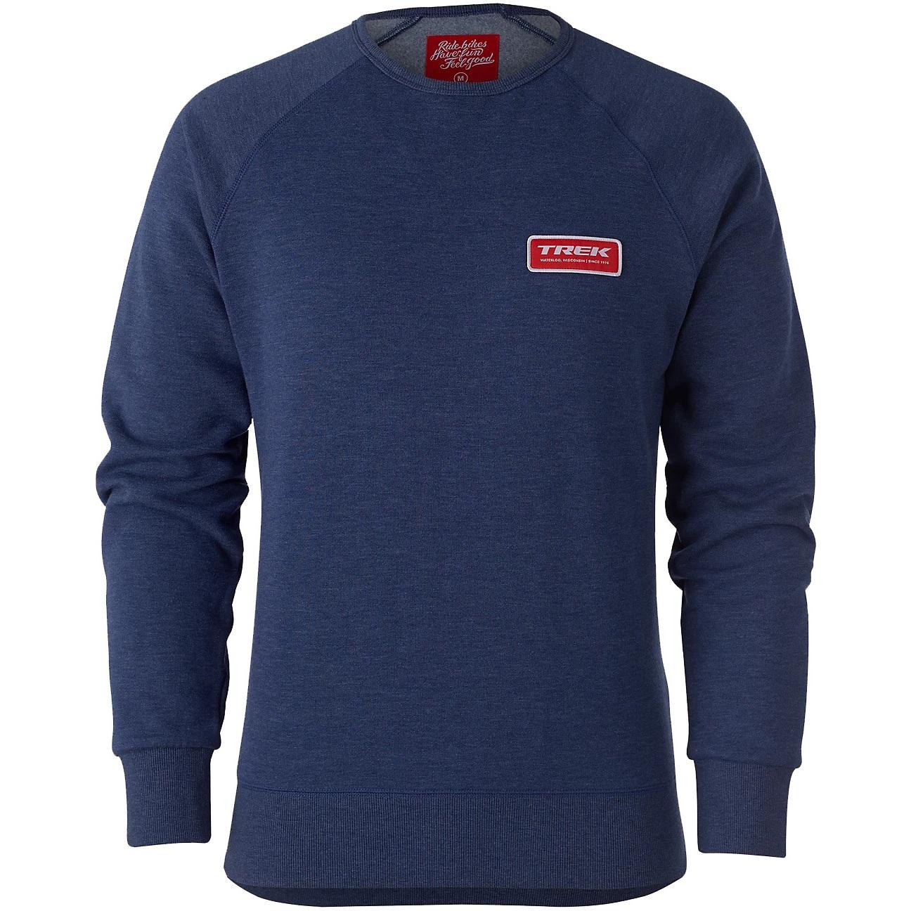 Trek Origin Crewneck Sweatshirt Unisex - Navy