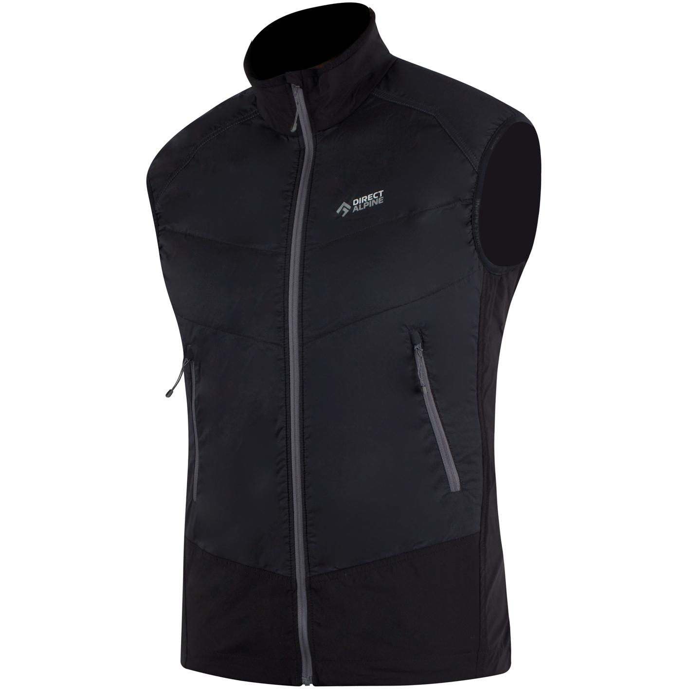 Directalpine Alpha Vest - black