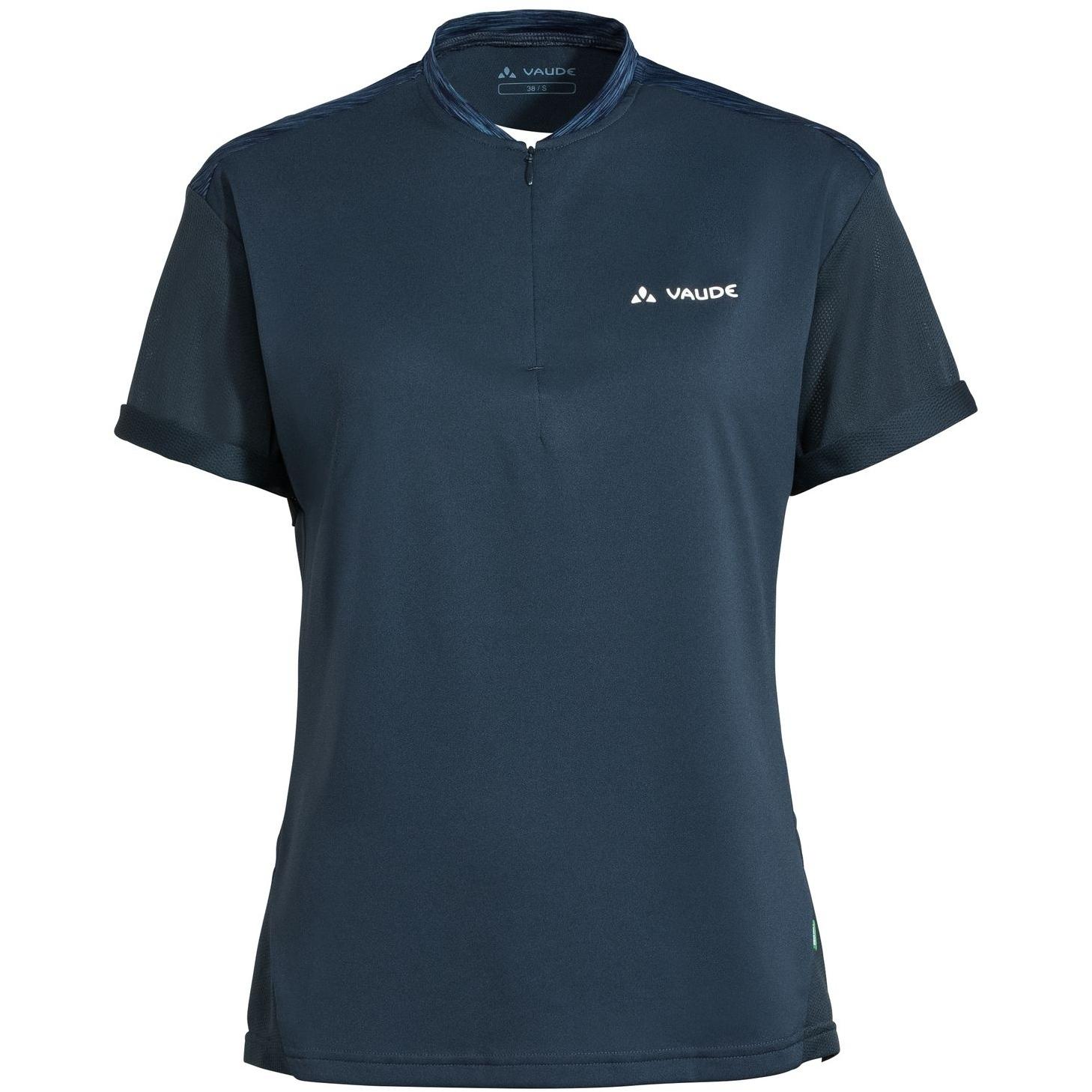 Vaude Qimsa Damen T-Shirt - steelblue